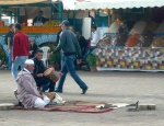 Marrakech Snake Charmers