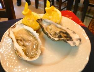 Antipasto 2 - Fresh Oyster