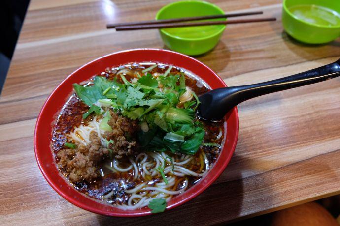 Tantan noodles